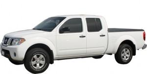 2012 Nissan Frontier Crew Cab