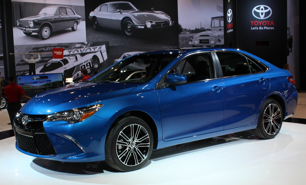 2016 Camry Special Edition