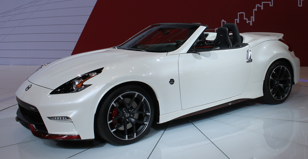 2016 Nissan 370Z Roadster NISMO Concept