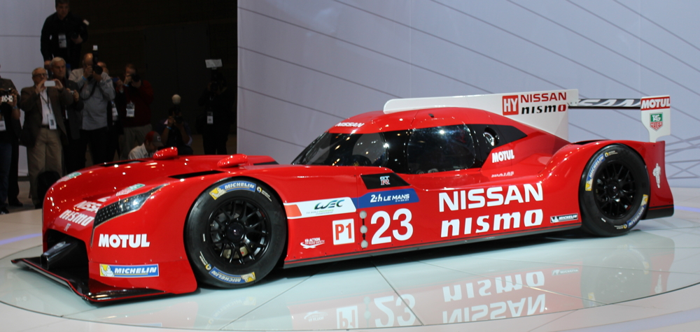 Nissan NISMO LM Race Car