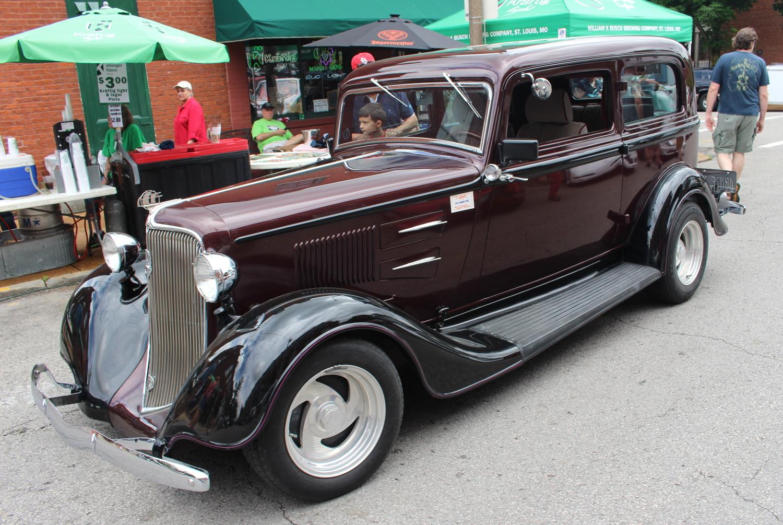 1934 Plymouth Restomod