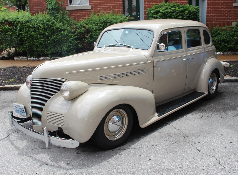 1939 Chevrolet Master Deluxe Sedan