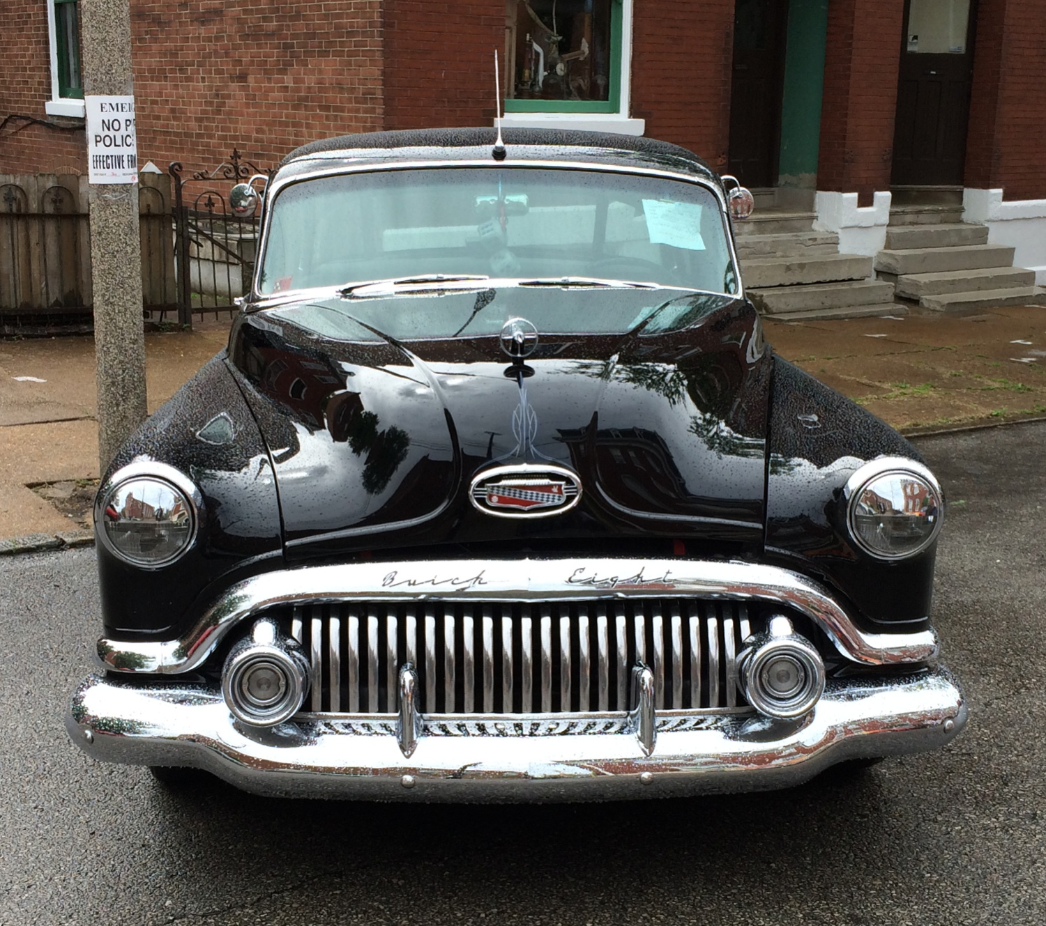 1951 Buick Special Front View