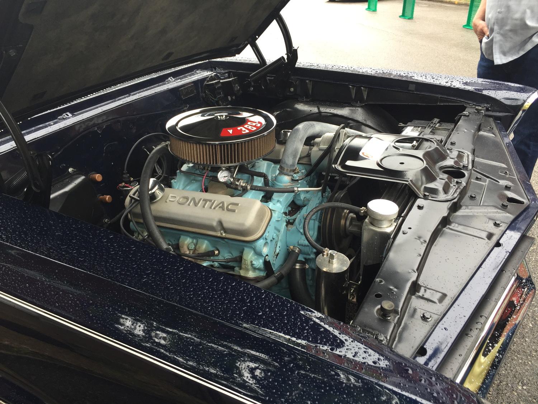1965 Pontiac GTO 389 4-barrel V8