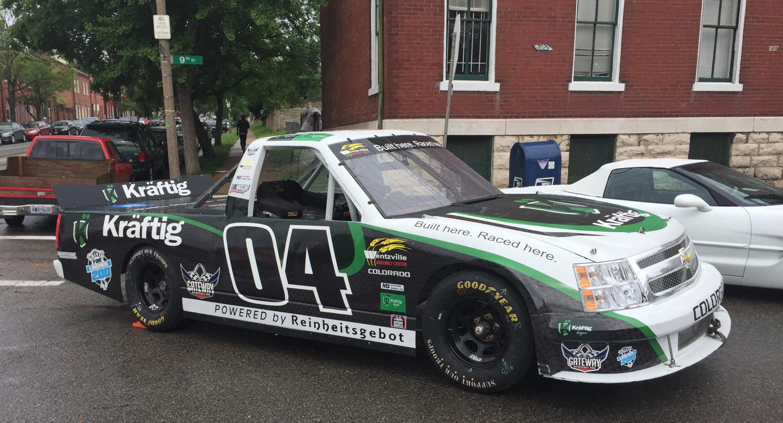 NASCAR Colorado Race Truck, Busch Truck Racing Series-retired
