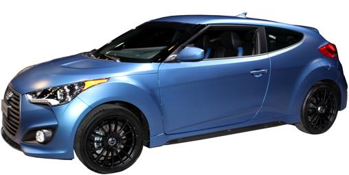 2016 Hyundai Veloster Rally