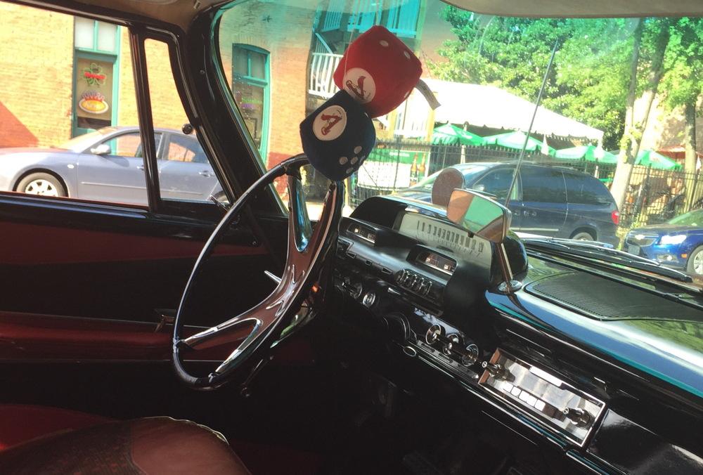 Dart Speedometer front