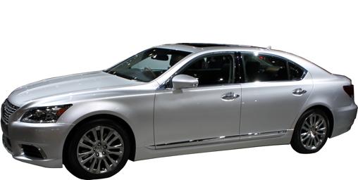 2016 Lexus LS 600hL