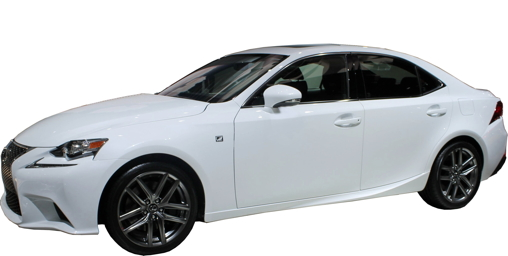 2016 Lexus IS350 F Sport Sedan