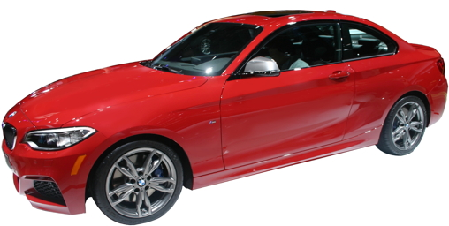 2016 BMW 235i Coupe
