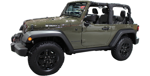 2016 Jeep Wrangler Willys 2dr