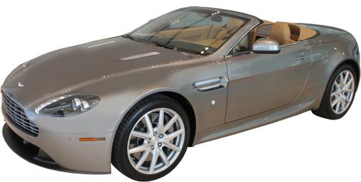 2016 Aston Martin Vantage Roadster