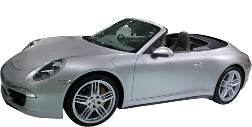 2016 Porsche 911 Cabriolet