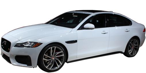 2016 Jaguar Changes