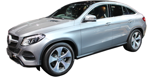 2016 Mercedes GLE400 Coupe