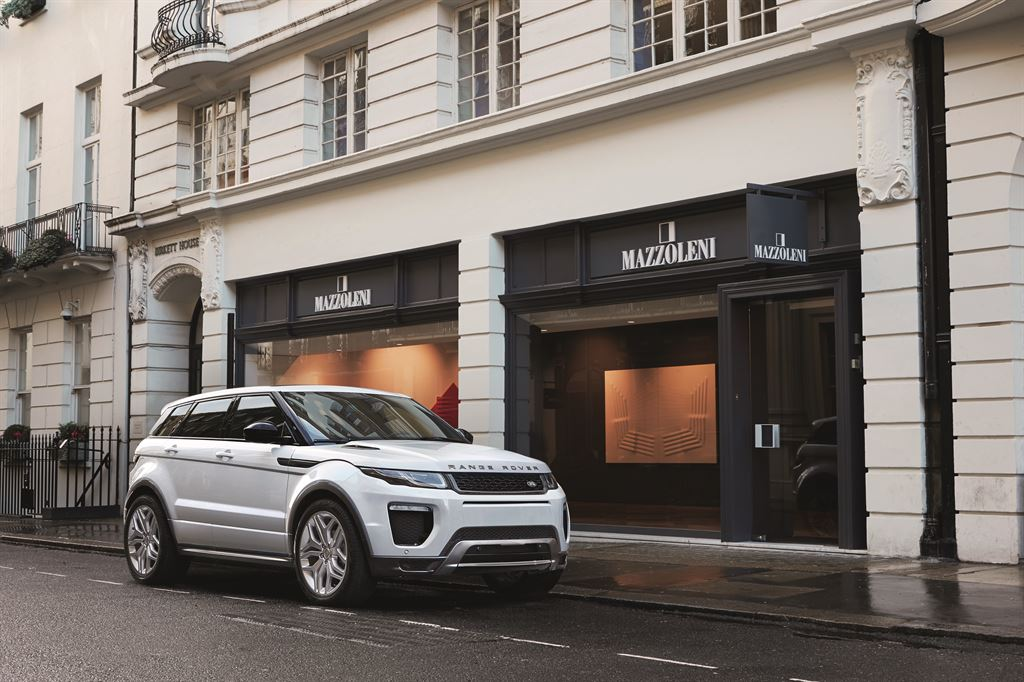 2016 Land Rover Range Rover Evoque 5-Door