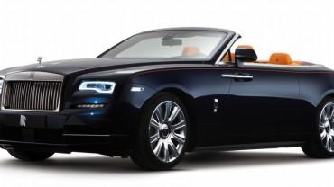 2016 Rolls-Royce Changes