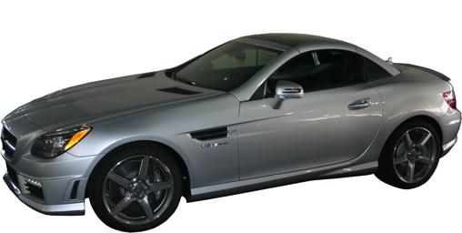 2016 Mercedes SLK55