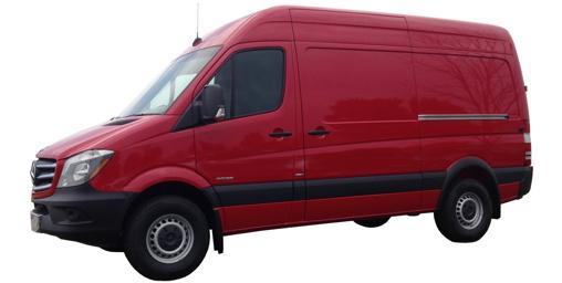 2016 Sprinter Cargo Van
