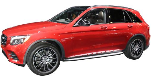 2016 Mercedes GLC-Class