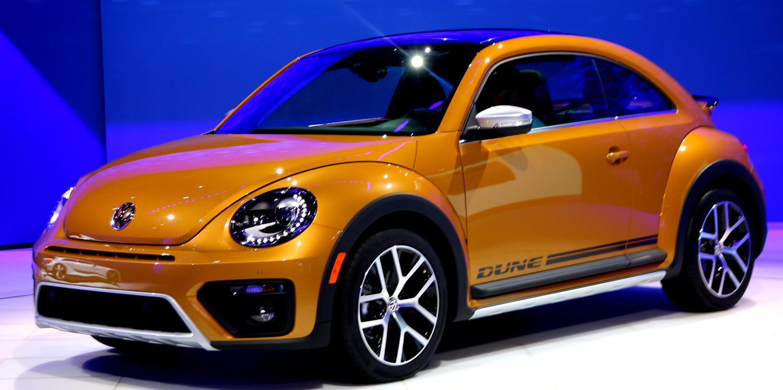 Volkswagon Dune Beetle