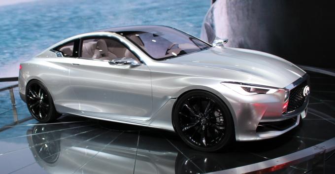2017 Infiniti Q60 Coupe Concept