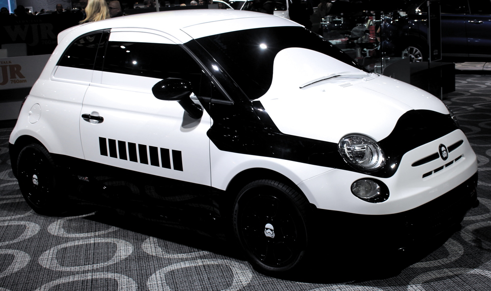 Fiat StormTrooper