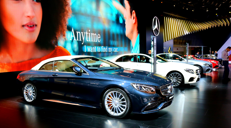 Mercedes Scene