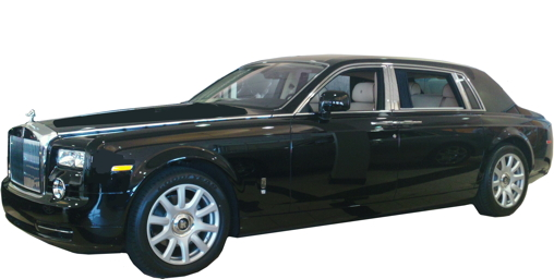 2016 Rolls Royce Phantom Sedan